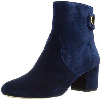 NINE WEST Women's Quarryn Fabric Ankle Boot