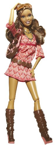 Barbie Fashionistas Artsy Doll