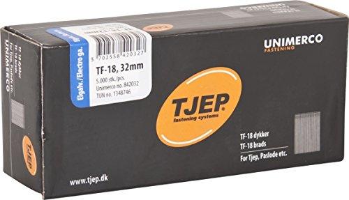 TJEP TF-18 Stiftnä gel 32 mm