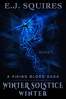 Winter Solstice Viking Blood Fantasy ebook product image