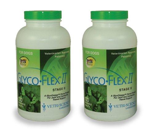 Glyco Flex II Chewable Tablets, 2-Pack, My Pet Supplies