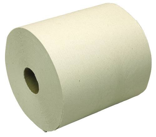 Renown® Controlled Hard Roll Towels, White, 8 In. X 800 Ft. by Renown