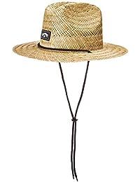Boys' Tides Straw Sun Hat