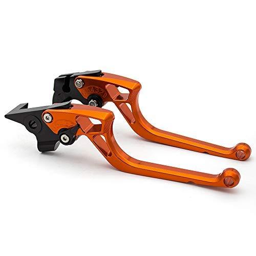 FXCNC Racing Motorcycle Adjustable Saving Effort Brake Clutch Levers fit for HONDA CB599 CB600 HORNET 98-06 CBR 600 F2 F3 F4 F4i 91-07 CB919 02-07 CBR900RR 93-99 VTX1300 03-08 NC700S X 12-13