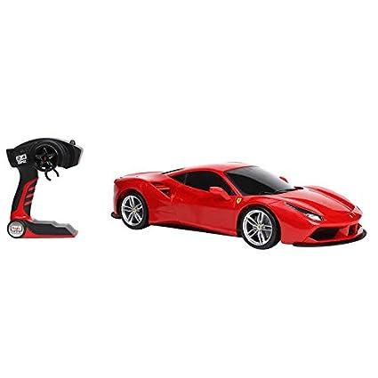 Sports Car Maisto  Scale Tech Rc Ferrari  Gtb Ford Gt