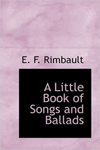 Descargar Por Torrent A Little Book Of Songs And Ballads Formato PDF Kindle