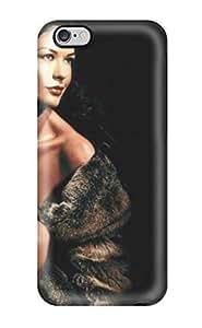 Fashion Tpu Case For Iphone 6 Plus- Catherine Zeta Jones 41 Celebrity Catherinezetajones People Celebrity Defender Case Cover