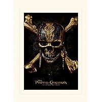 Pyramid International–Póster de Piratas del Caribe (Calavera)–de el