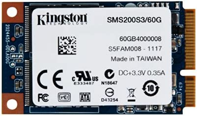 Kingston SSDNow mS200 60GB - Disco Duro sólido Interno SSD de 60 ...