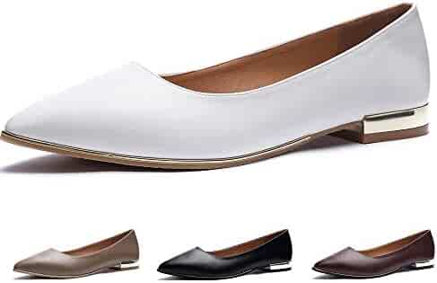 a2886916670ee Shopping 3 Stars & Up - White - Flats - Shoes - Women - Clothing ...