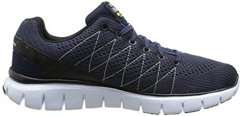 Skechers Sport Mens Skech Flex Sneaker Navy