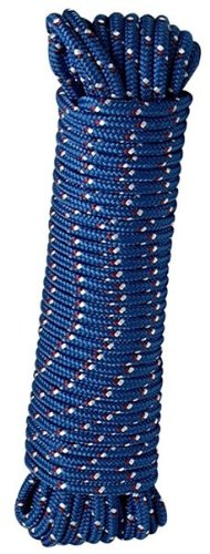 Crawford-Lehigh MFP8100 3/8-Inch-by-100-Foot Diamond Braid Poly Rope, Colors (Diamond Braid Rope)