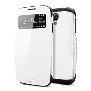 Funda Slim Armor para Samsung Galaxy S4 I9500 I9505 Blanco