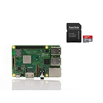 Kubii Raspberry Pi 3 Modelo B+ + + Tarjeta MicroSD de 16/32 ...