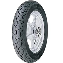 Dunlop D402 For Harley-Davidson Blackwall Rear Tire - MU85HB-16/Blackwall