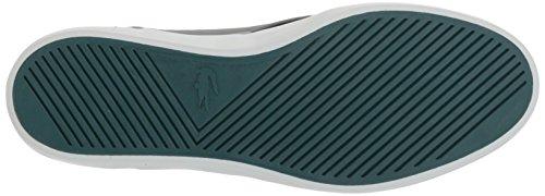 Lacoste Mens Sevrin Mid 417 1 Sneaker Grigio Scuro