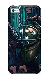 Diycase Cute Appearance Cover/tpu Big Daddy Bioshock Nurses Drill 6561WqbVPwS case cover For Iphone 6 plus 5.5''