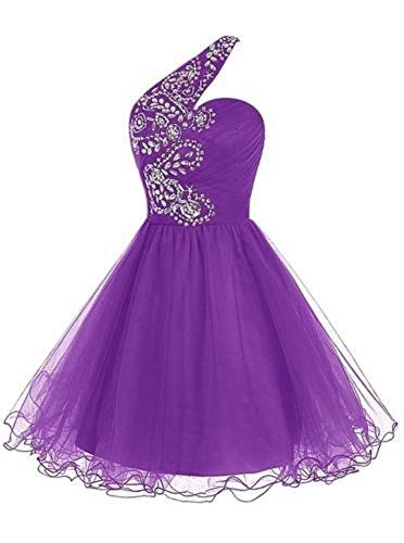 Violett A Kleid Damen Drasawee Linie qpwBvT5xI