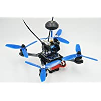 150mm VIFLY X150 BNF Racing Drone for 4 Props. Fast Sub 250g Racing Quadcopter. Long Flight Time. (FrSky Receiver)