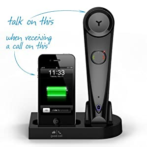 good call ig1 bluetooth wireless iphone cell. Black Bedroom Furniture Sets. Home Design Ideas