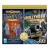 2 Pack Hidden Mysteries Titanic Secrets of the Fateful Voyage & Lost Secrets Hollywood Mysteries (JC - Encore 26561)