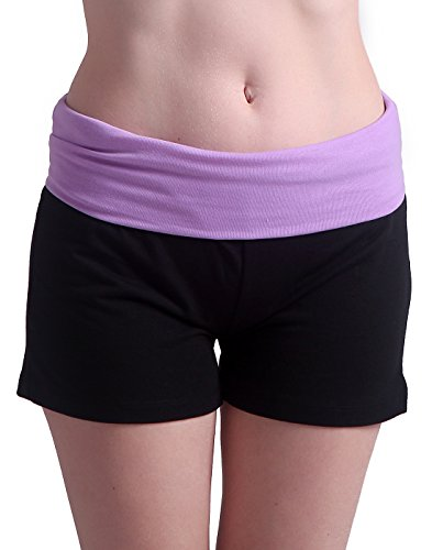 HDE Womens Workout Shorts Exercise