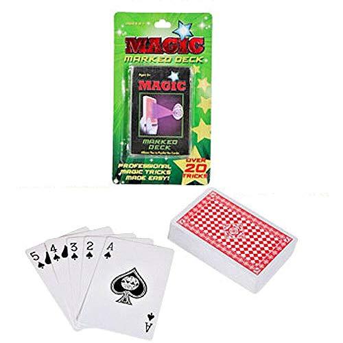 Fantasma MARKED DECK PLAYING CARDS Poker Cheat Magician