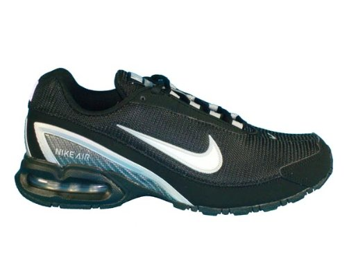 Nike Air Max Torch 3 Mens Running Shoes (10), Black/White, 10 M US