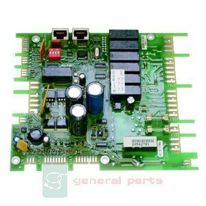 Rational 42.00.064P, Relay-I/O Pcb With Protection