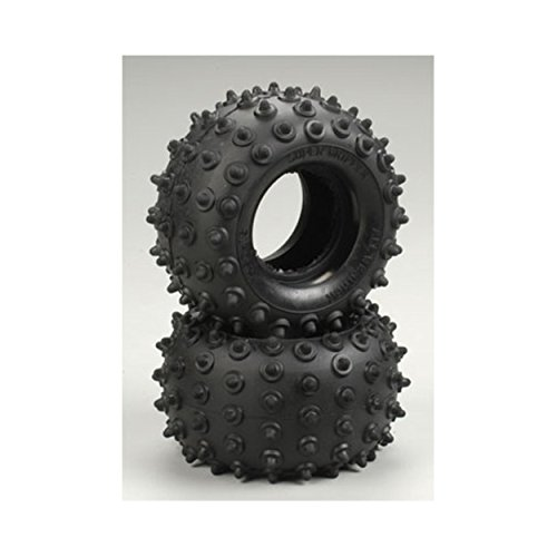 Tamiya 9805034 Tire (2), Rear: Hornet