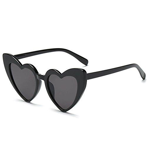de Gafas en corazón sol PC moda de mujeres al de las libre forma aire de de attachmenttou Gafas sol 1 xq7AntwzXI