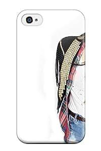 5160474K94454154 Unique Design Iphone 4/4s Durable Tpu Case Cover Megan Fox 2