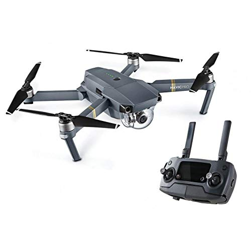 DJI Mavic Pro Collapsible Quadcopter: Includes SanDisk 32GB MicroSD Card, eDigitalUSA Card Reader, eDigitalUSA Cleaning Kit & eDigitalUSA Microfiber Cleaning Cloth.