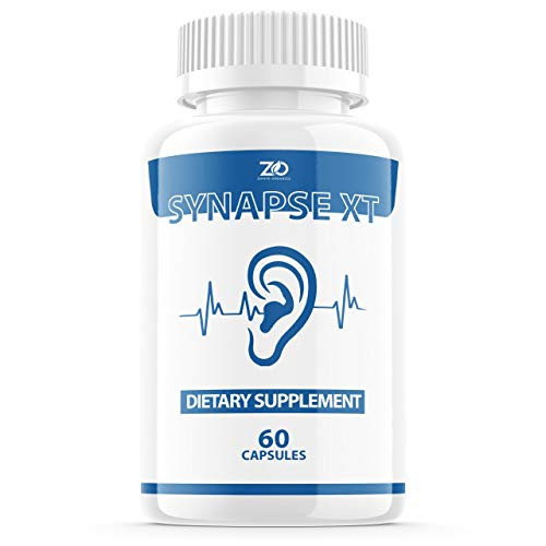 Synapse-XT-for-Tinnitus-Supplement-Pills-Premium-Synapse-XT-Relief-Supp-Capsules-for-The-Original-Brand-Only-60-Capsules