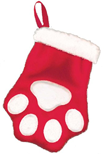 Paw Christmas Stocking - 6