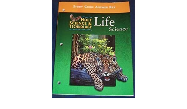 Holt Life Science Answer Key Chapter 4 Test.zip