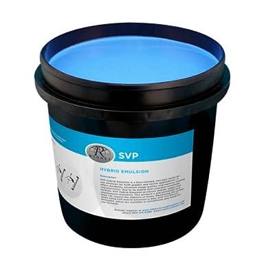 Ryonet SVP Photopolymer Emulsion Quart Plastisol/Solvent Friendly CCSVP-Q