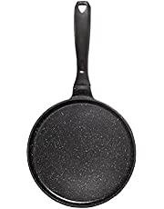 Aluminum Nonstick Omelette Pan, Frying Pan Grill Pancake Saute Pan Induction Compatible Cookware