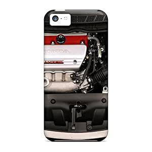 EPaOVJj8018MENbX Anti-scratch Case Cover MichelleNCrawford Protective Honda Accord I Vtec Engine Case For Iphone 5c