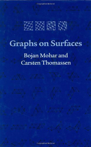 Graphs on Surfaces (Johns Hopkins Studies in the Mathematical Sciences)