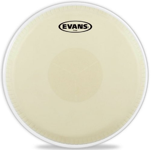 Evans Tri-Center Extended Collar Conga Drum Head, 11.00 Inch by Evans