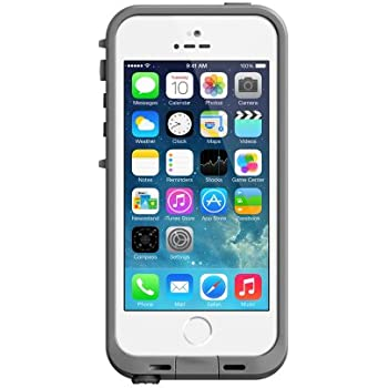 amazoncom lifeproof iphone 5s5 fre case white cell