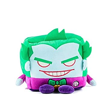 Wish Factory Kawaii Cube DC: The Joker Plush, Large by The ...