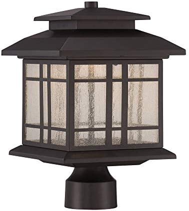Designers Fountain LED33436-ORB Piedmont 8 LED Post Lantern