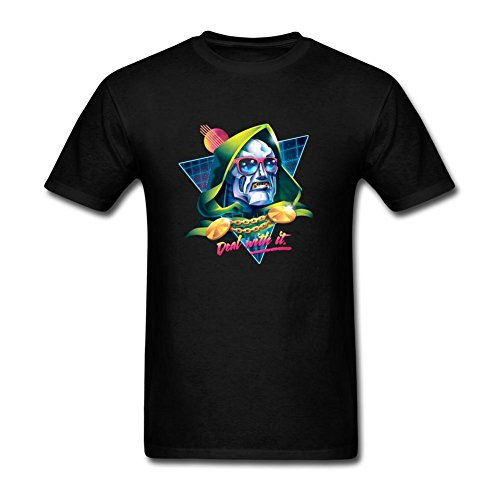 Doctor+Doom+shirts Products : Rosar Men's Doctor Doom PIC O Neck Short Sleeve T Shirt
