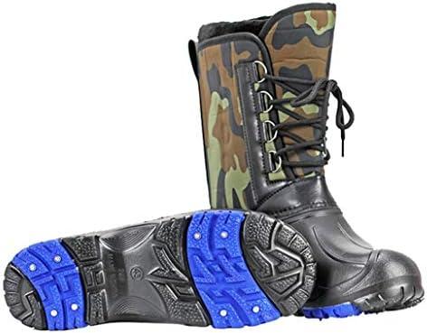 スノーブーツ メンズ スノーシューズ 防水 冬用ブーツ ウィンターブーツ ショートブーツ 防寒 防滑 保暖 裏起毛 ボア 雪靴 綿靴 レインブーツ レインブーツ おしゃれ アウトドア 登山靴 冬靴 カジュアル