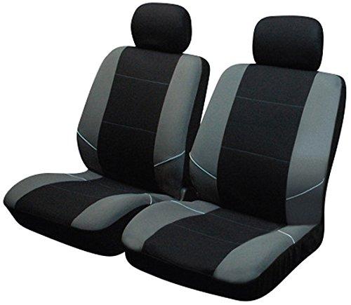 Sakura SS3633 Car Seat Covers, Front Pair: