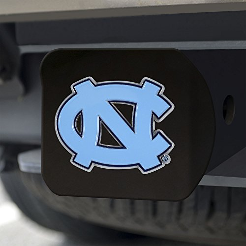 FANMATS NCAA North Carolina Tar Heels University of North Carolina - Chapel Hillcolor Hitch - Black, Team Color, One Size ()