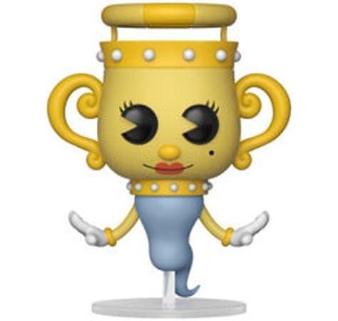 Funko Pop!- Games: Cuphead Legendary Chalice Figura de Vinilo (26969): Amazon.es: Juguetes y juegos