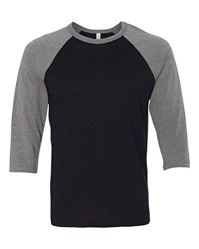 CN 3/4 SLV BASEBALL RAGLAN T (Classy Outfits For Men)